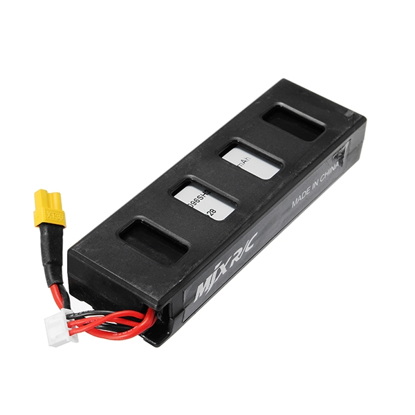 MJX Bugs 3 RC Quadcopter Spare Parts 7.4V 2S 25C 1800mAh LiPo Battery