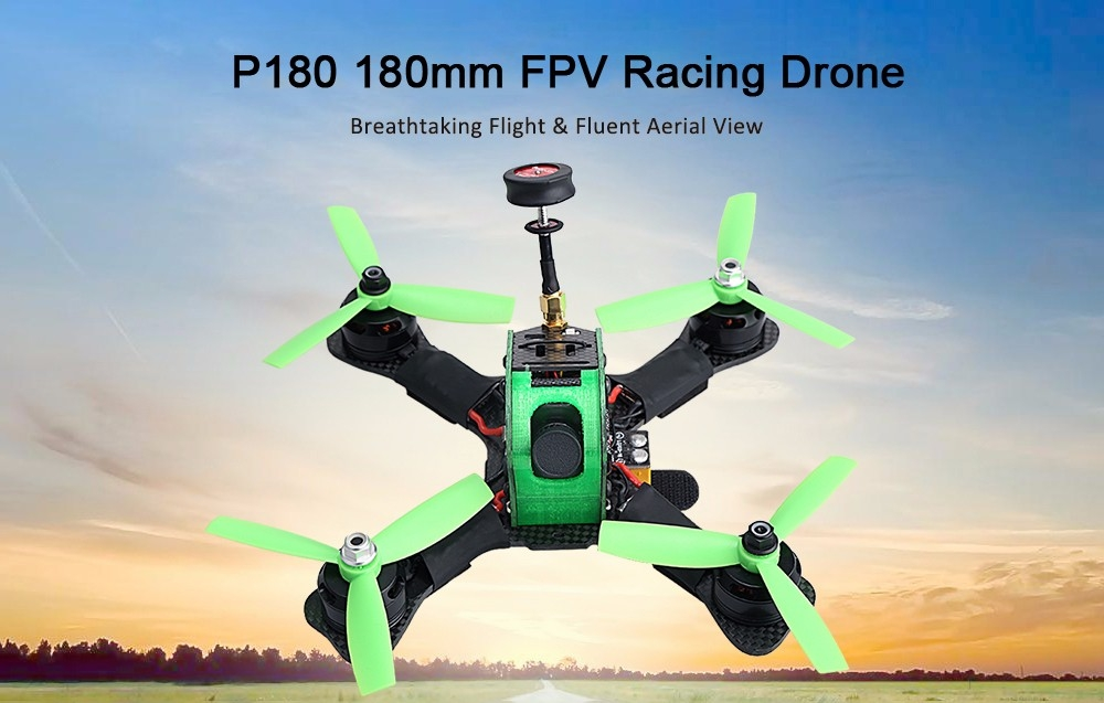 P180 180mm FPV Racing Drone