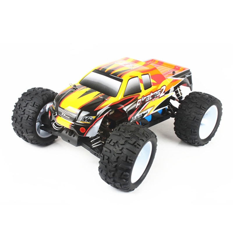 10% OFF for 2 Batteries ZD Racing 08427 1/8 120A 4WD Brushless RC Car Off-Road Truck RTR Model