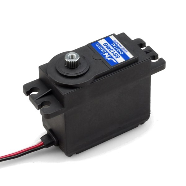 JX Servo PDI-5513MG 13kg Metal Gear High Torque Digital Servo For RC Models