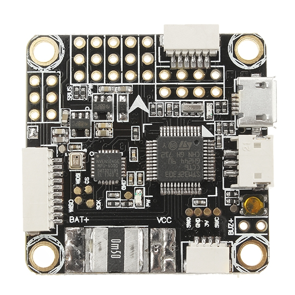 30.5*30.5mm Betaflight Omnibus STM32F3 F3 Pro Flight Controller Built-in OSD BEC Current sensor