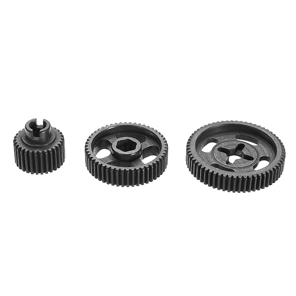 Feiyue FY-03 1/12 Remote Control Model Car Gearbox Gear 3 Pcs Upgrade Accessories Steel Gear