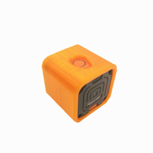 RunCam 3 FPV Camera Protective Case Orange