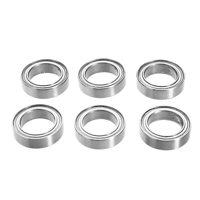 FS Racing FS-53910 FS-53625 6PCS 582002 Roll Bearing 10x15x4mm 1/10 RC Car Parts