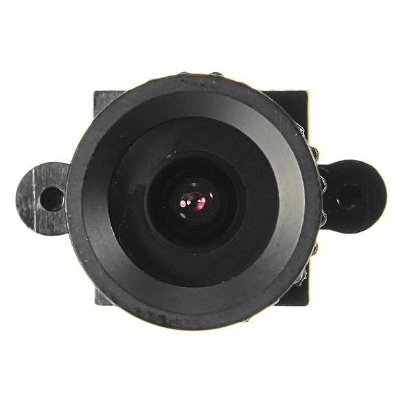 700TVL 2.5mm 1/4 inch HD Color CMOS 120 Degree Wide Angle Lens FPV Camera NTSC/PAL