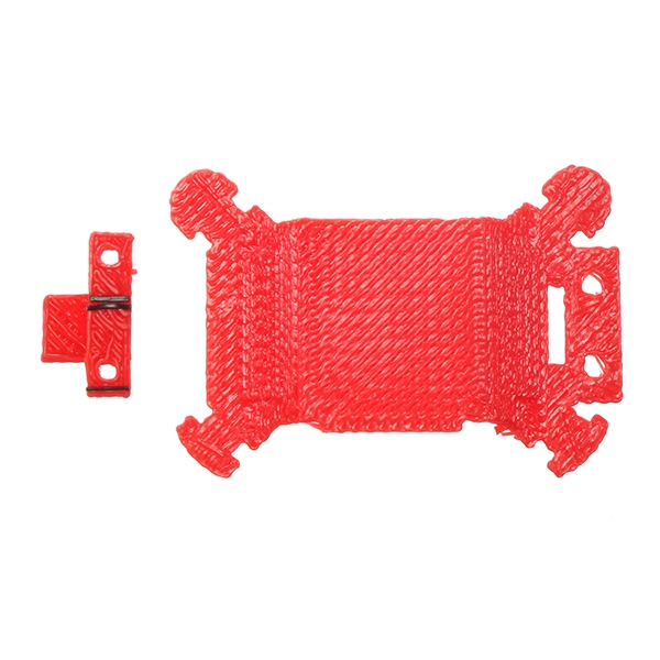3D Printed ABS+ Gimbal Vibration Board Plate with Universal Hook for DJI Mavic Pro