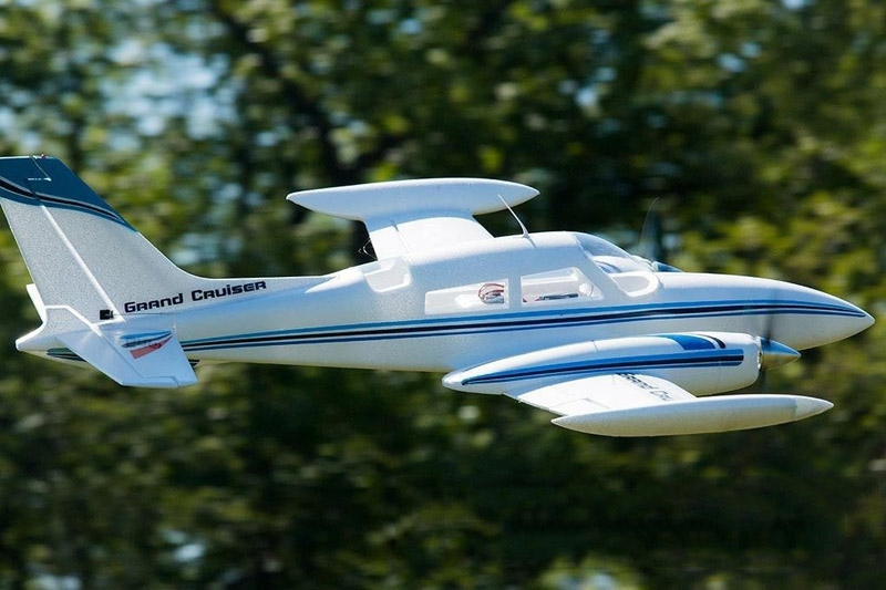 Dynam Grand Cruiser 1280mm 50 Wingspan RC Airplane PNP""