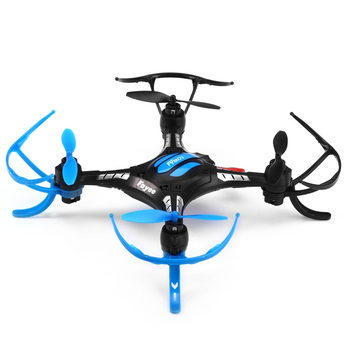 FY801 3D Inverted Flight 2.4G 6 Axis Gyro RC 4CH Quadcopter
