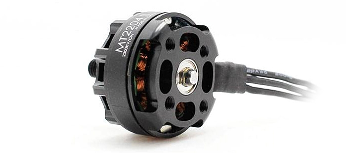 EMAX MT2204 II 2300KV Brushless CW Motor for Remote Control Multicopter
