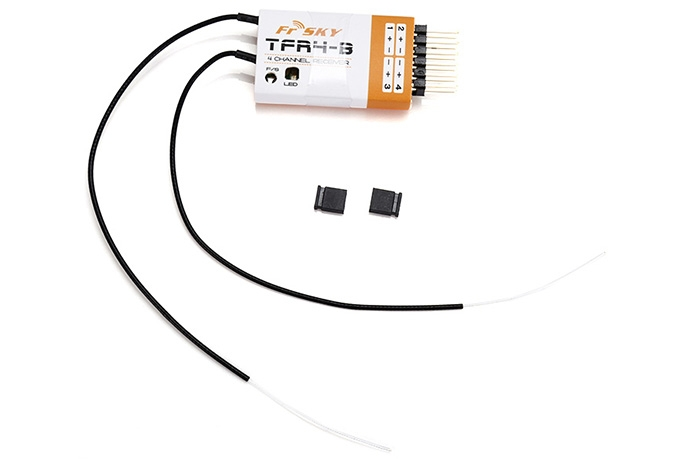 FrSky TFR4 - B 4CH 2.4G Receiver RC Drone Accessory