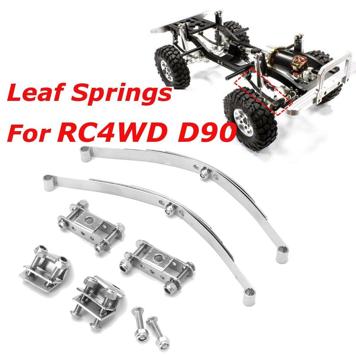 1/10 Leaf Springs Set HighLift Chassis For D90 RC Crawler Car ...