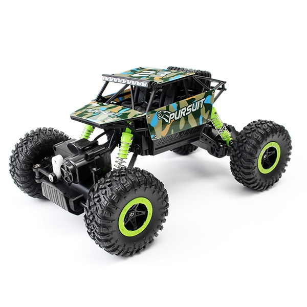 ZINGO RACING 9122A 1/18 4WD 2.4GHz 15KM/H Rock Climbing Rc Car