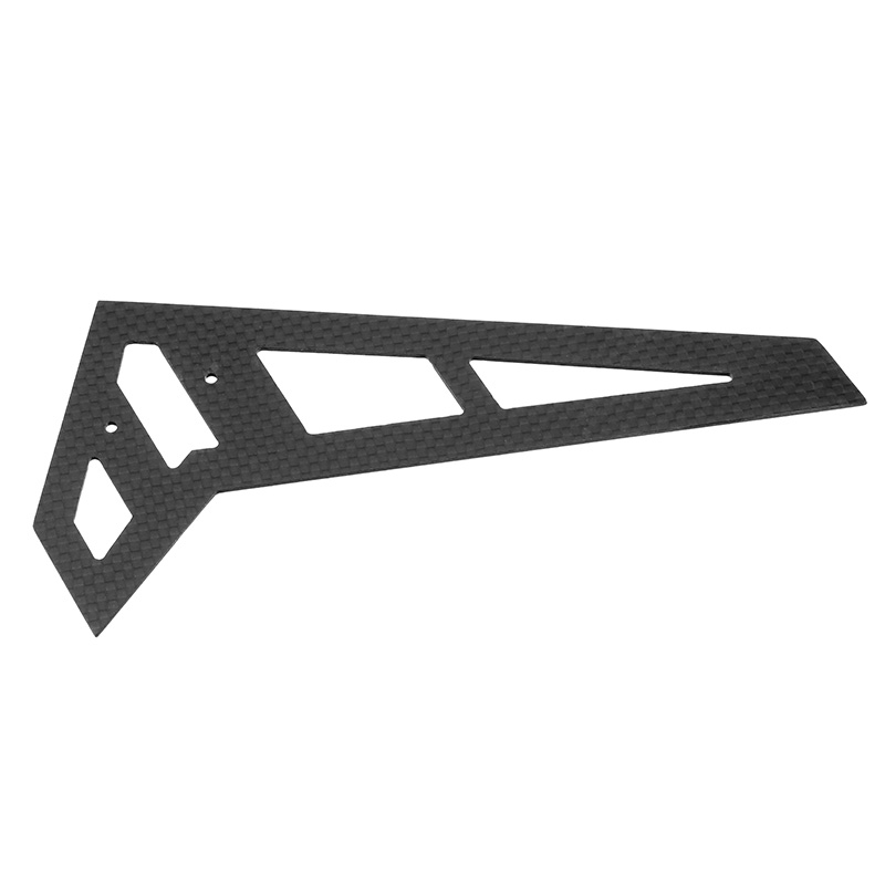 XLPOWER 520 RC Helicopter Parts Carbon Vertical Stabilizer