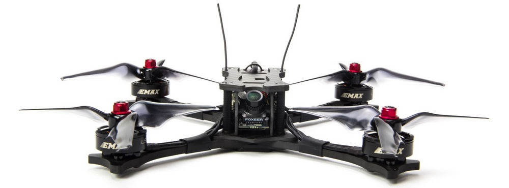 Emax HAWK 5 - new FPV Racing RC Drone by EMAX