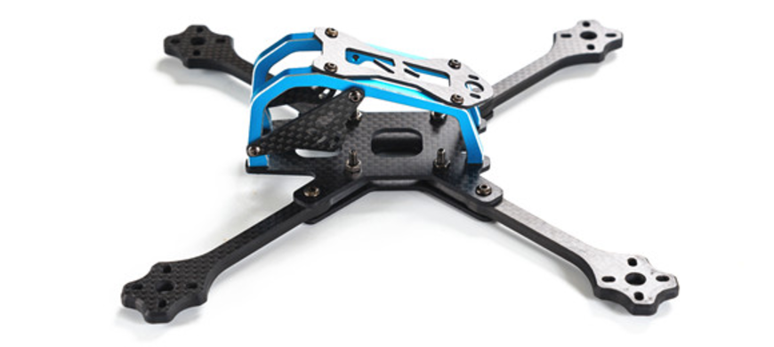 TransTEC Lightning Race 215mm 5mm 3K Full Carbon Fiber Frame