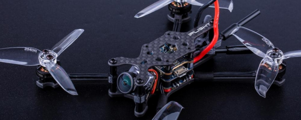iFlight TurboBee 120RS 2-4s Micro & lightweight FPV Racing RC Drone