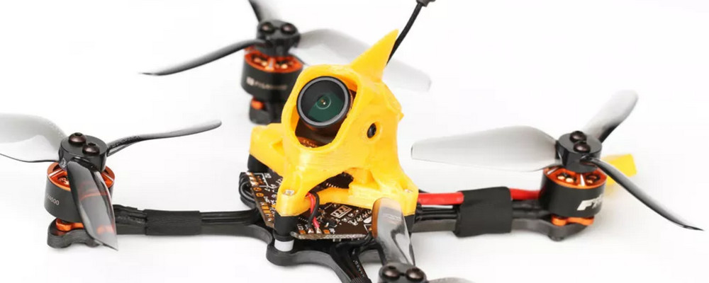Is it the best Toothpick FPV Racing Drone - T-Motor F15 110mm F4 OSD 3-4S 3 Inch