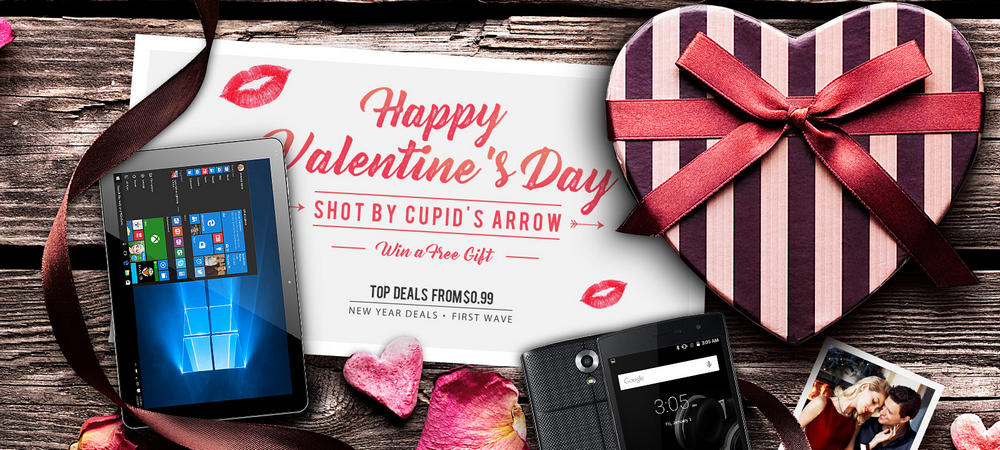 What is a perfect gift for Valentine's day?