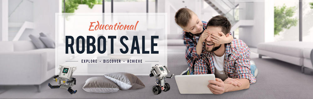 Educational Robot Sale and gyros