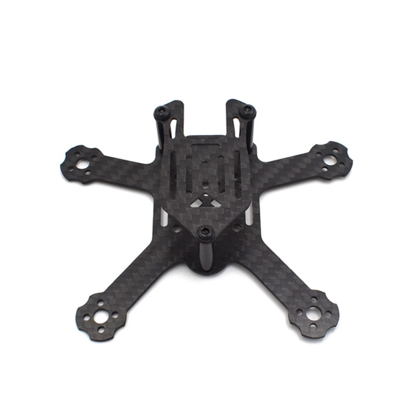 racer micro brushless frames for 1103 1105 motors easy race brushless micro quadcopter parts list racerlt - Micro Quadcopter Frame