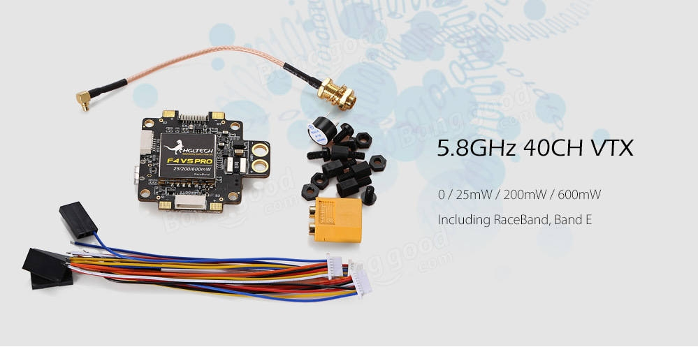 1499116873_2_hglrc f4 v5pro flight controller 5 8g 40ch 0 25 200 600mw switchable fpv transmitte w 5v bec osd pdb f4v5 pro wiring diagram diagram wiring diagrams for diy car repairs Simple Electrical Wiring Diagrams at reclaimingppi.co