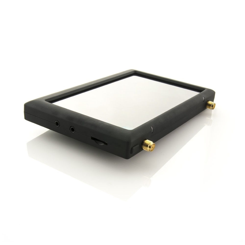 FXT HD FPV screen FX508 High Brightness Autoscan 5.8GHz DVR FPV Monitor With One-key-Recording